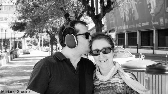 Leonor Prado y Mariano Grueiro